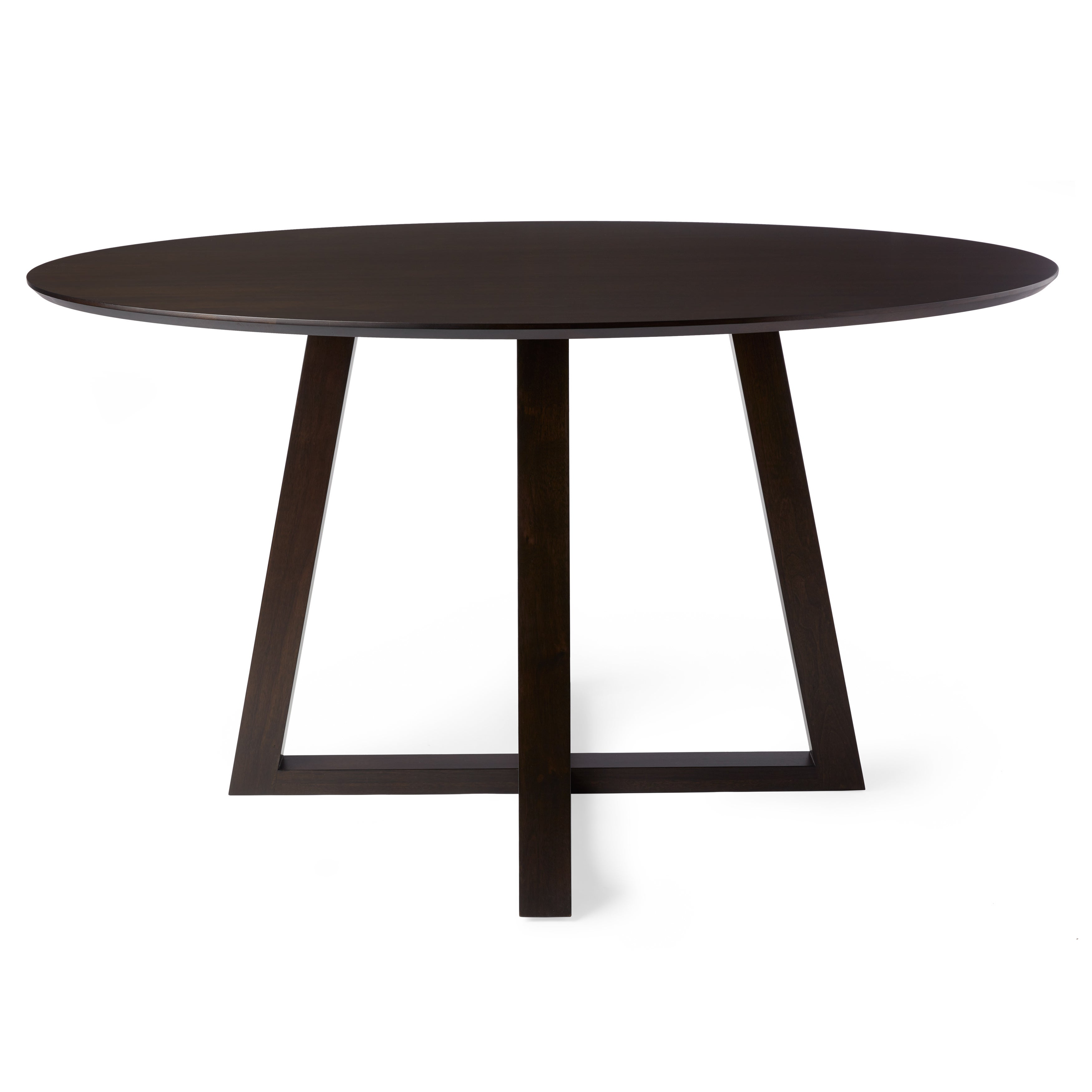 Shop Calvin Klein Clarkson Round Dining Table   Free Shipping Today    Overstock.com   12899704