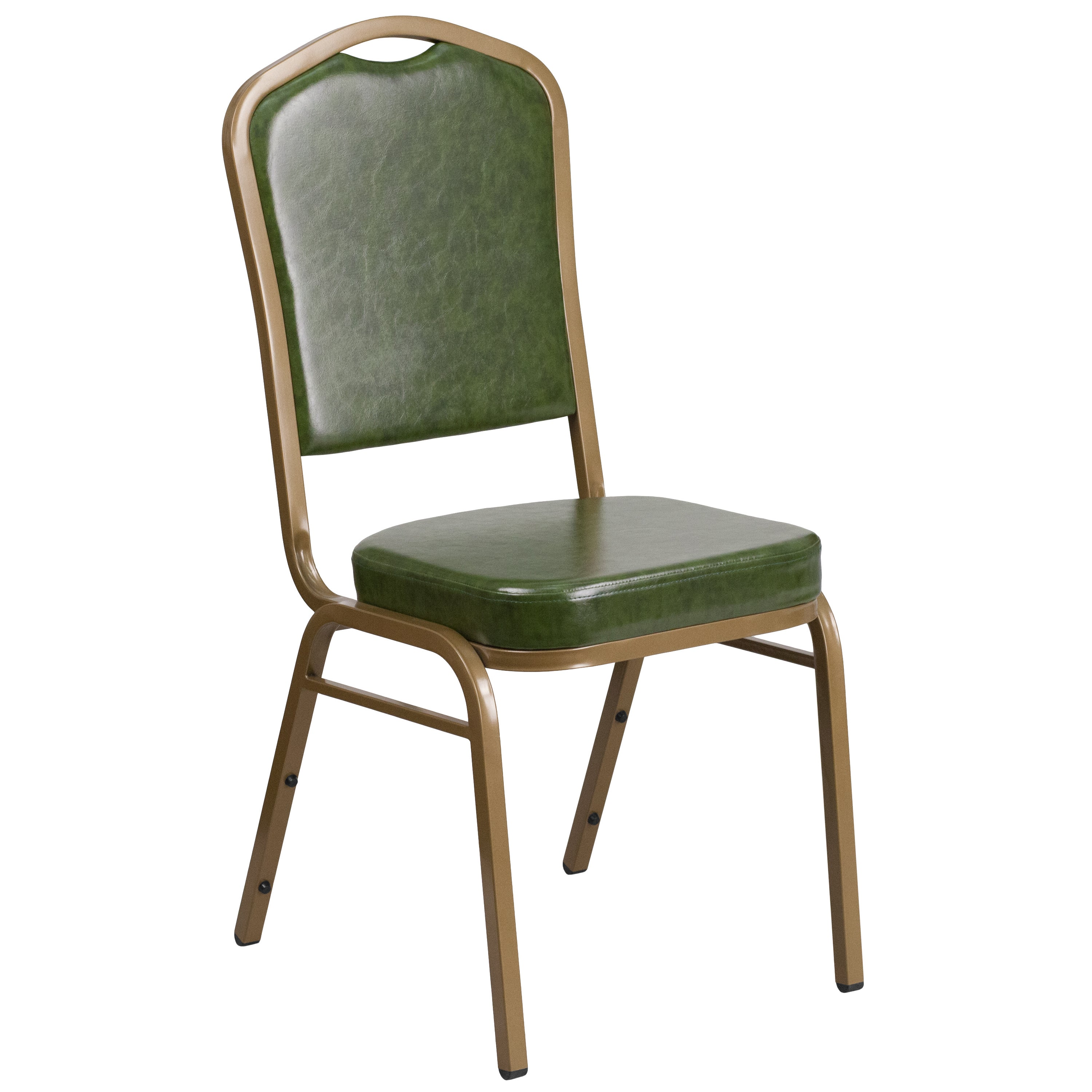 HERCULES Series Crown Back Stacking Banquet Chair With 2.5 Inch Thick Seat    Free Shipping Today   Overstock.com   19669895