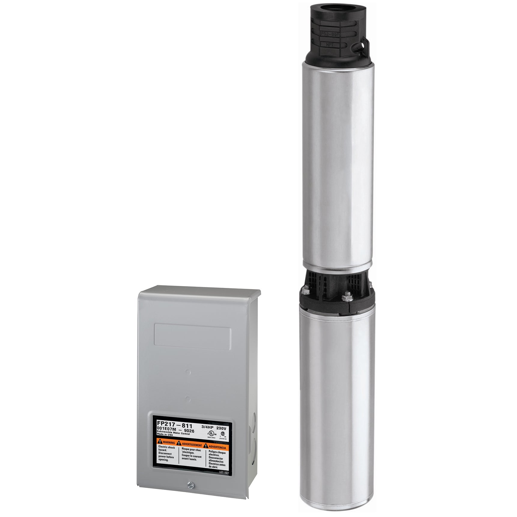 Shop Flotec FP3212-12 3-Wire Submersible Well Pump - Free Shipping ...