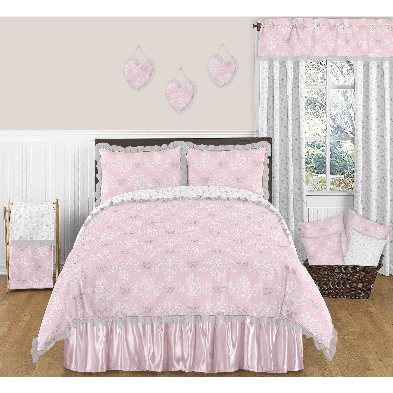 Shop Sweet Jojo Designs Alexa 3 Piece Full Queen Size Comforter Set