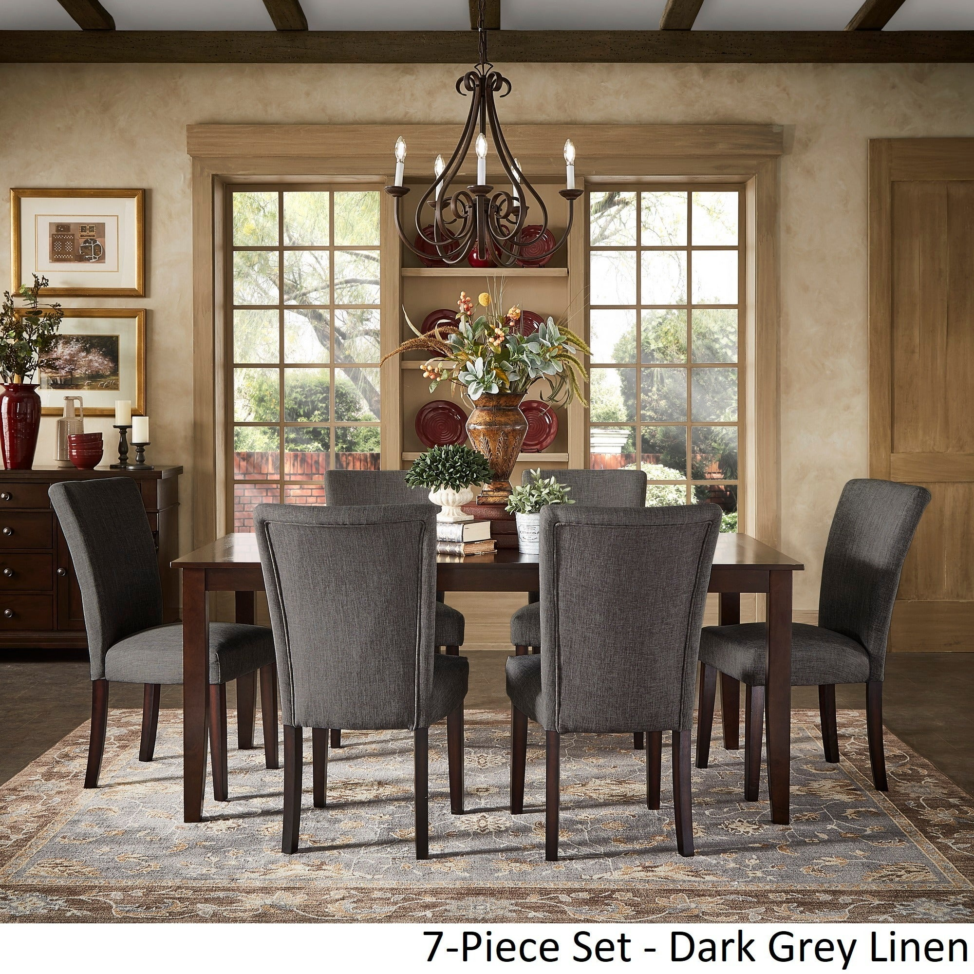 Delicieux Shop Pranzo Rectangular 72 Inch Extending Dining Table And Set With Tapered  Legs By INSPIRE Q Classic   On Sale   Free Shipping Today   Overstock.com    ...