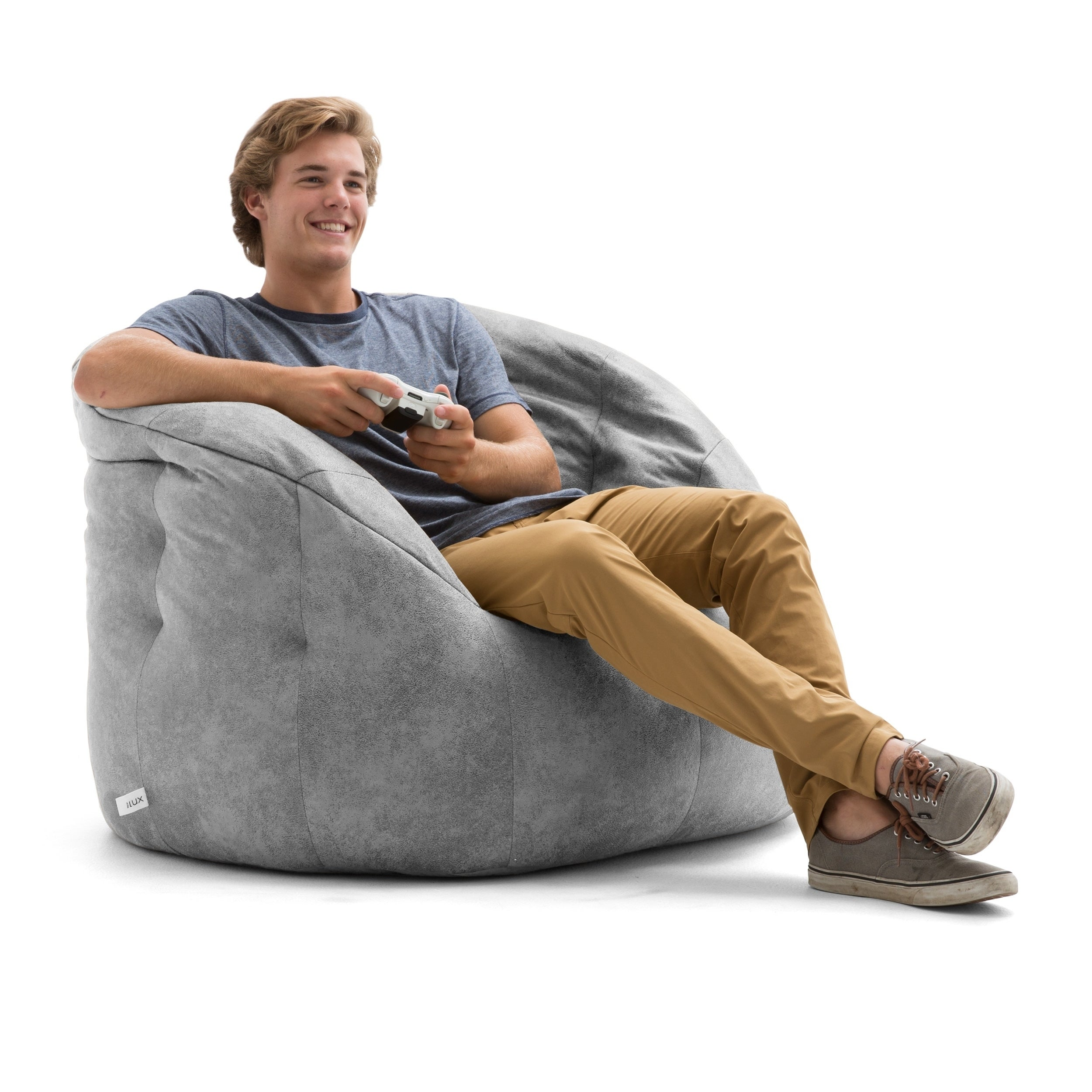 Joe Lux Large Milano Blazer Bean Bag Chair Multiple Colors Free Shipping Today 12927618