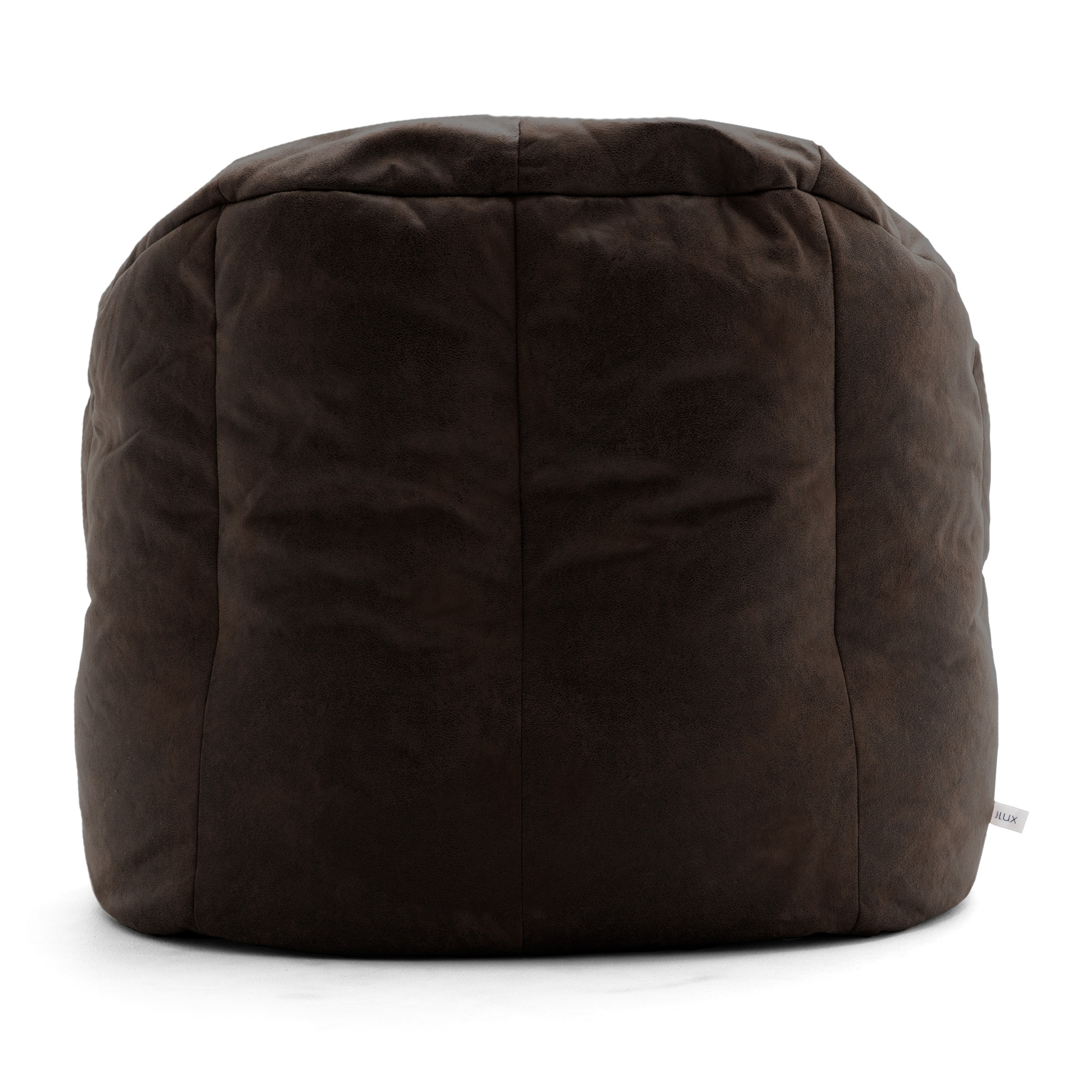 Big Joe Lux Large Milano Blazer Bean Bag Chair, Multiple