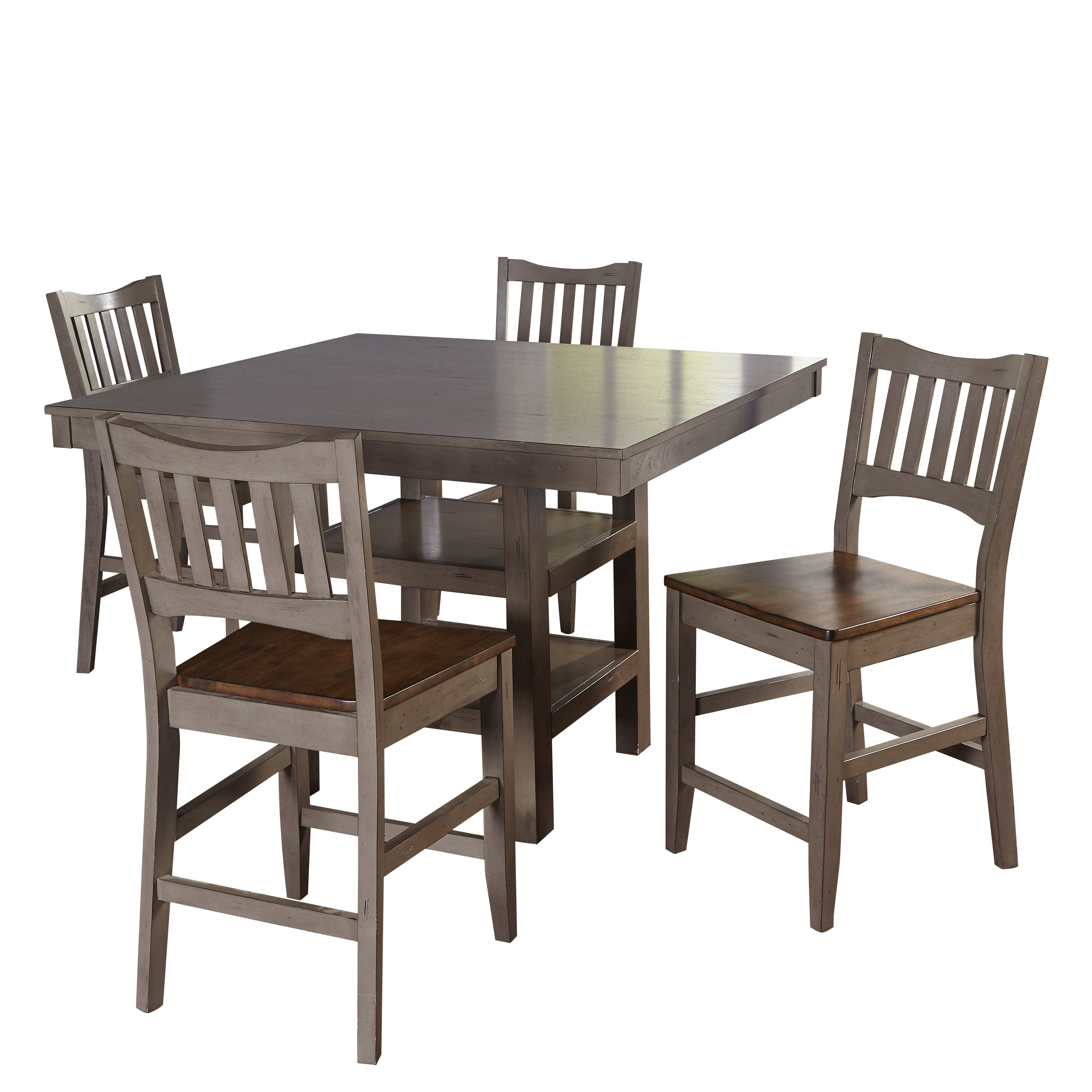 Simple Living Simon Counter Height 5 piece Dining