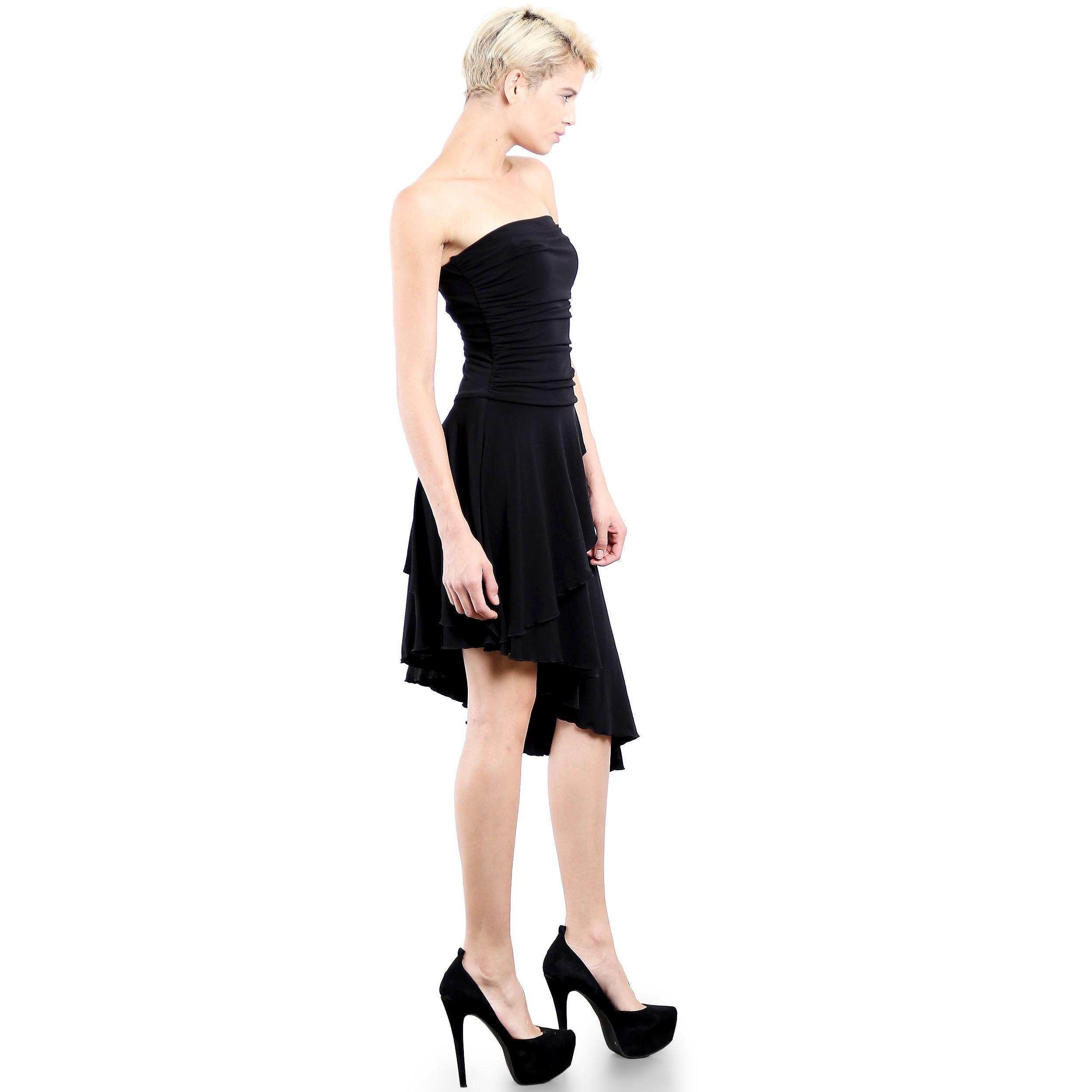Strapless Tube Dress