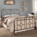Hillsdale Trenton Black Sparkle Bed Set