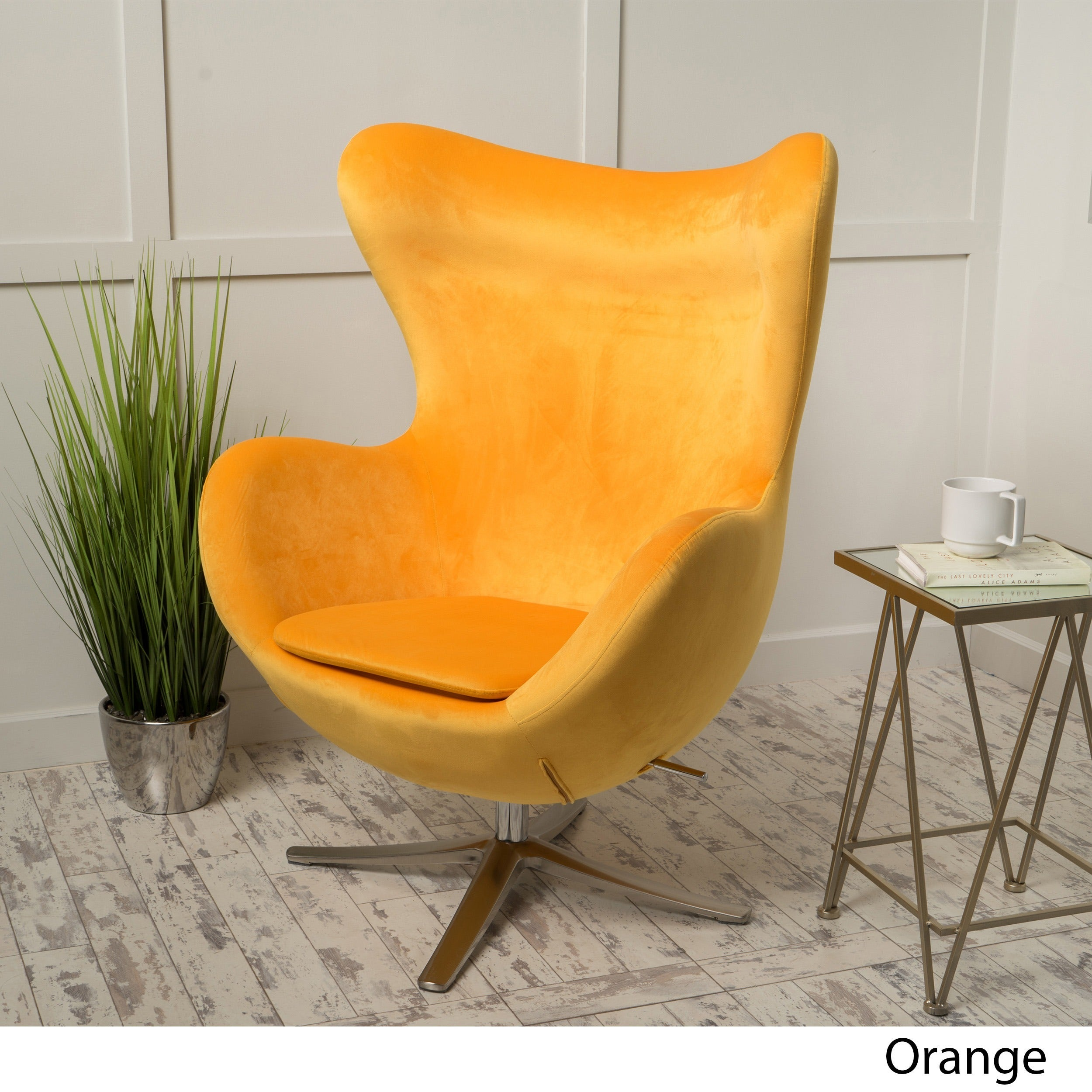 Shop Christopher Knight Home Gordon Velvet Mid Century Swivel Chair   On  Sale   Free Shipping Today   Overstock.com   12983598