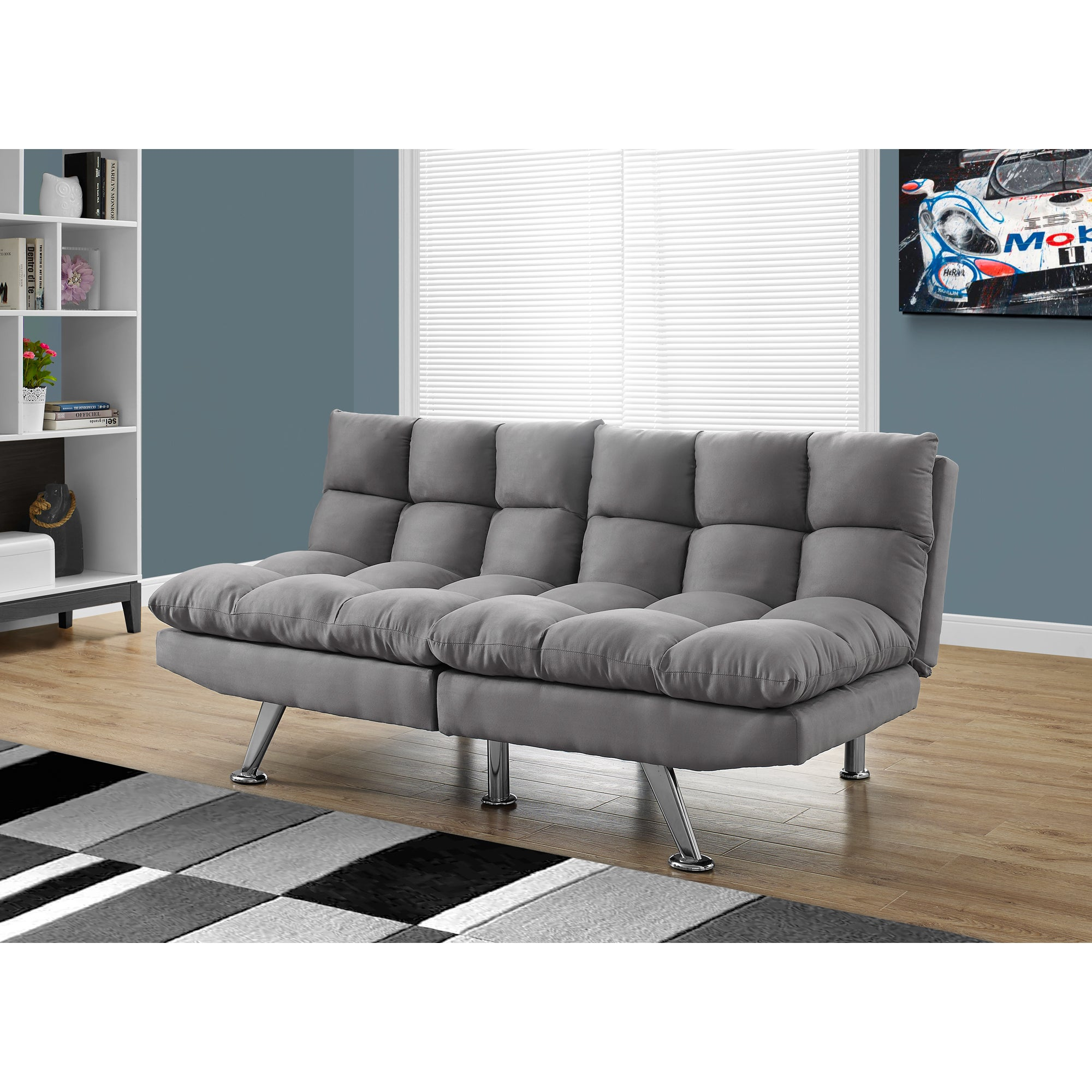 bed futon grann ikea chaise new fresh com of with sofa chair photos clack black lugnvik click longue clubanfi modern