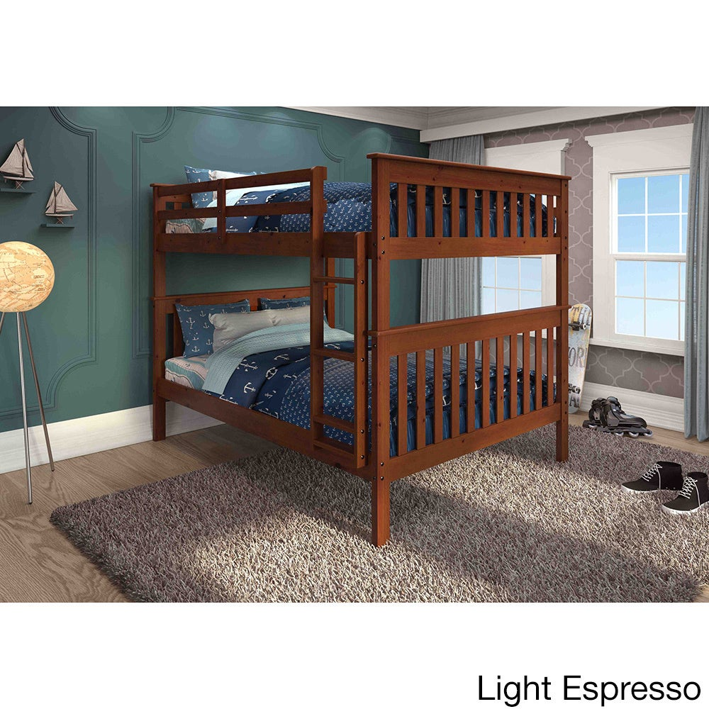 bunk twin black beds over com bed full sturdy metal walmart ip mainstays