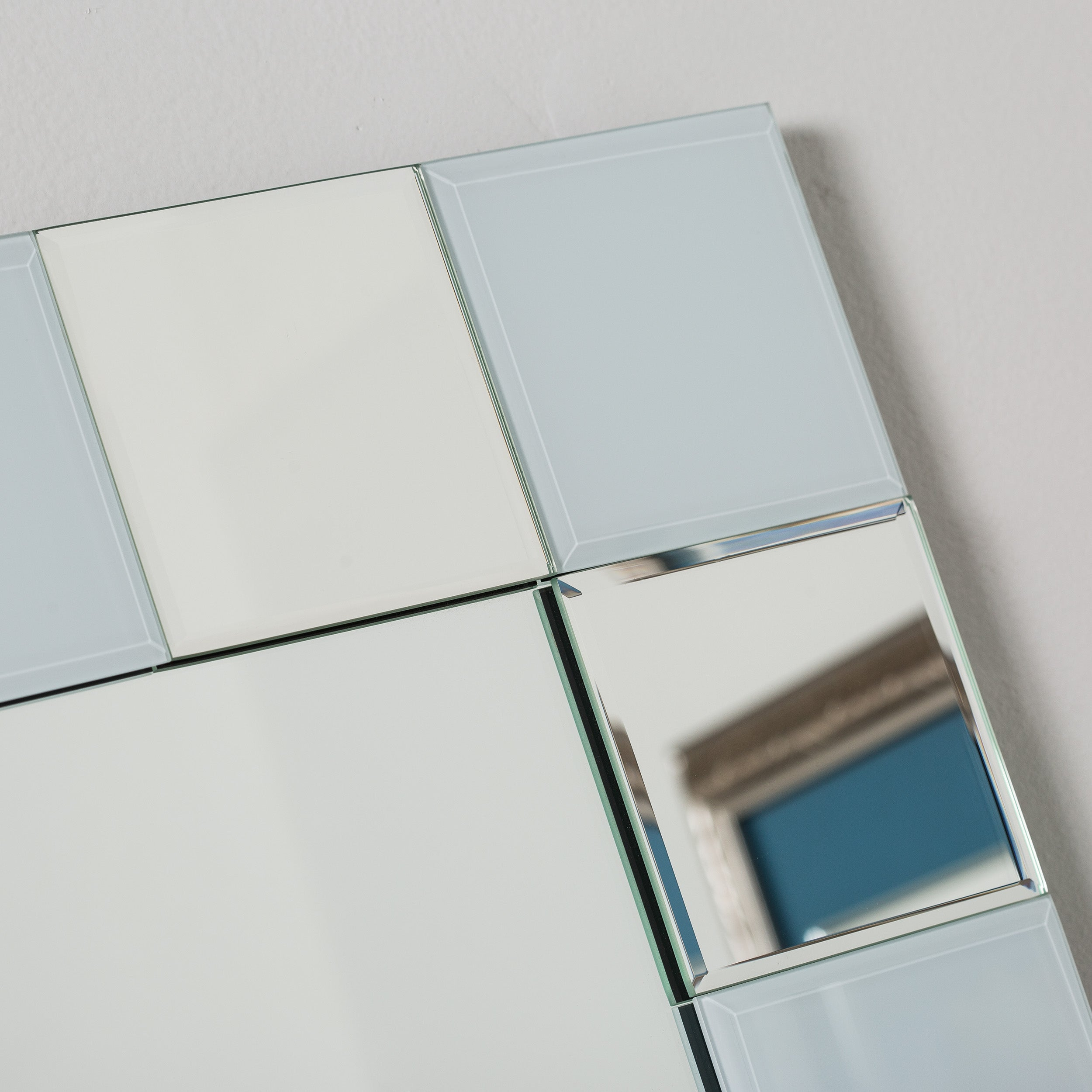 Ali Glass Beveled Bathroom Mirror - Free Shipping Today - Overstock ...