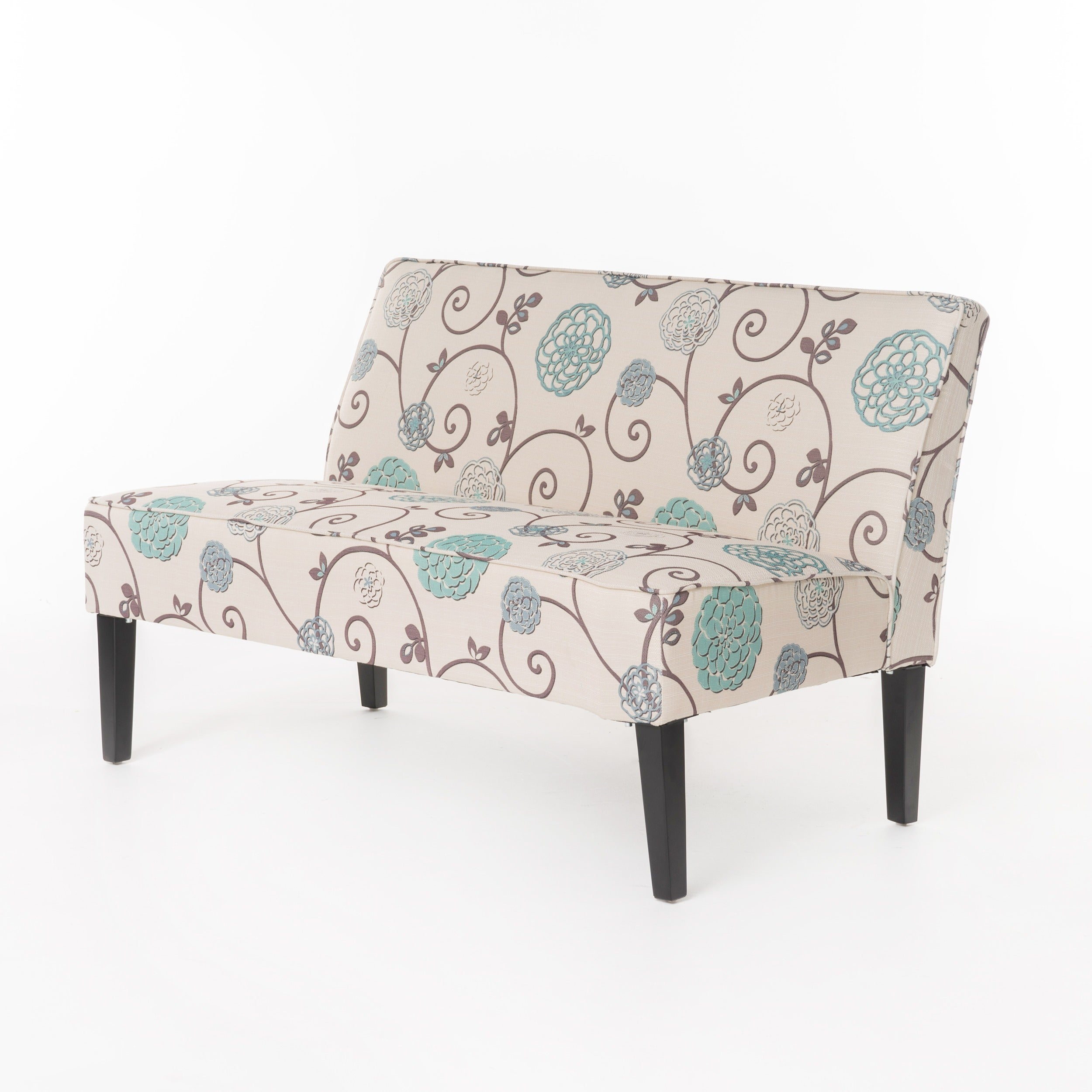 free patterned knight garden home loveseat product christopher by dejon fabric