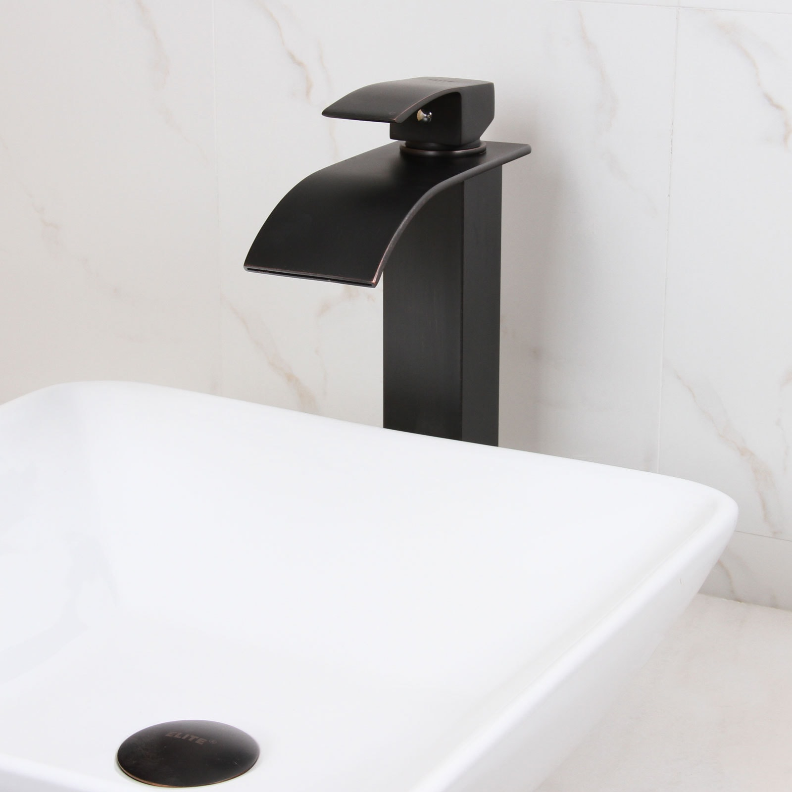 Elite 8804 Single Handle Lever Bathroom Lavatory Faucet Free Shipping Today 13005634