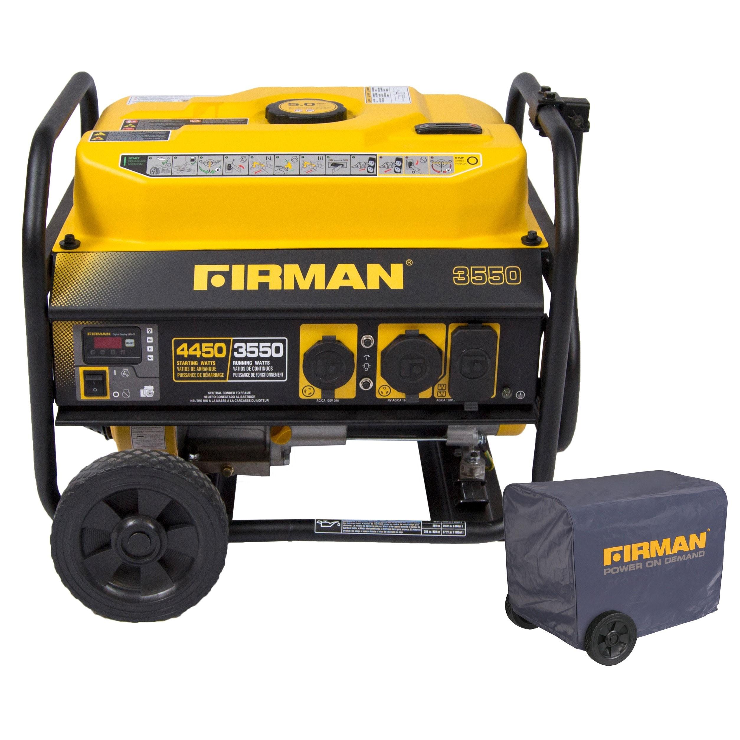 Firman Power Equipment P Gas powered Performance Series