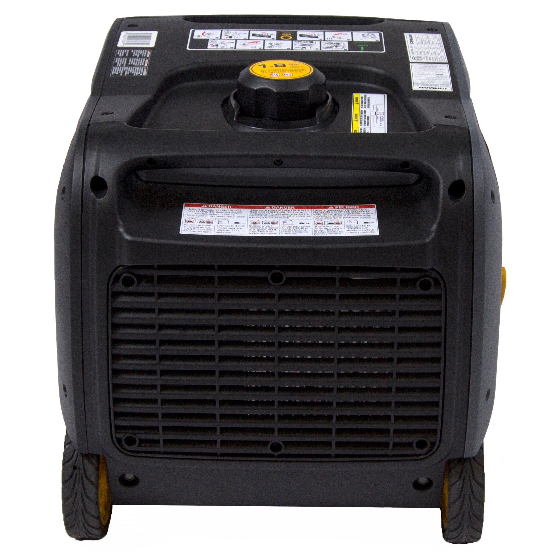 Firman Power Equipment Whisper Series Portable 3000 3300 Watt Gas
