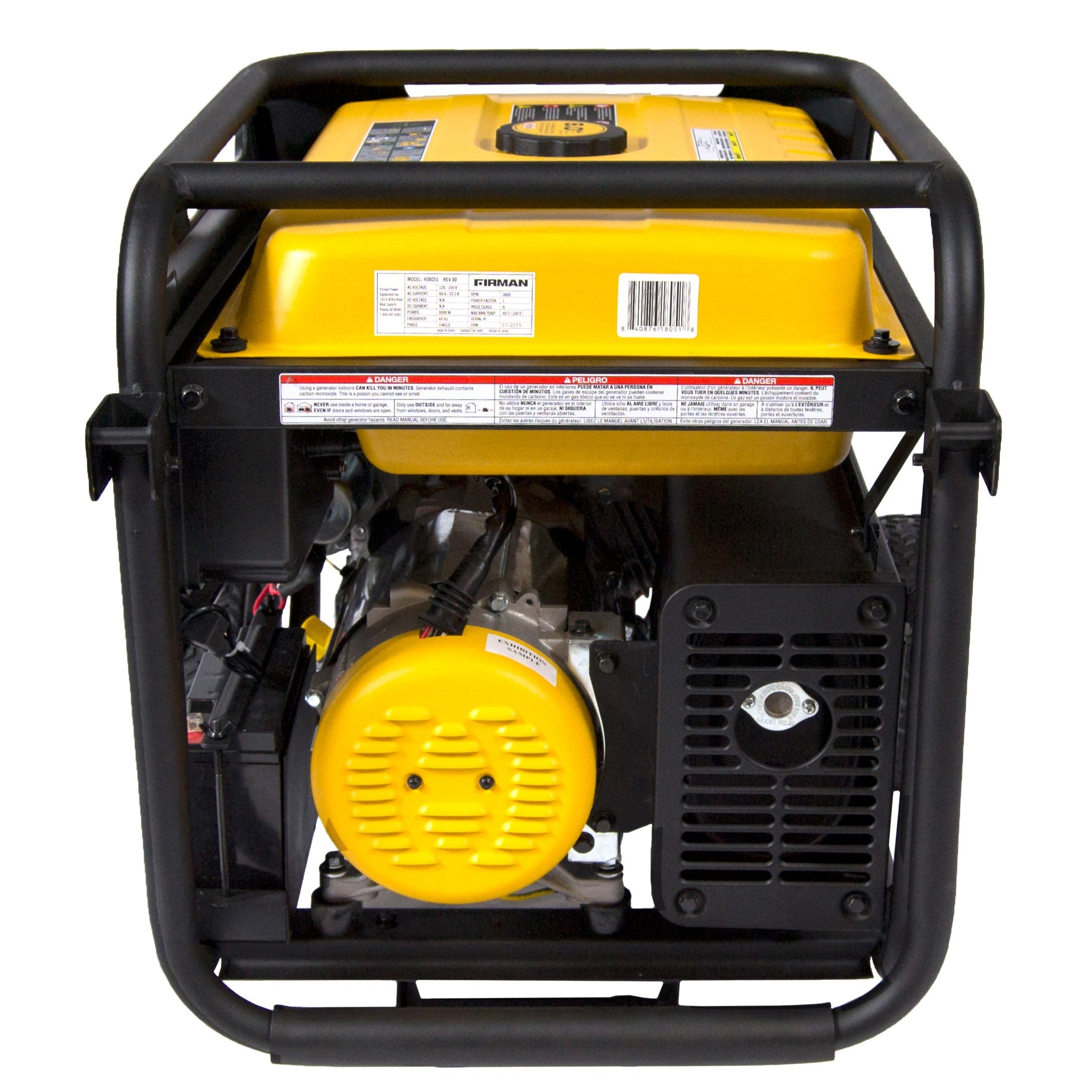 Firman Power Equipment H Dual Fuel 10 000 8 000 Watt Hybrid