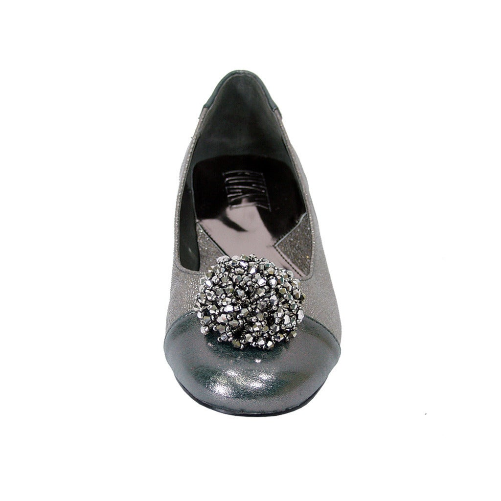 b0ecb7aaf6e1 Shop Fic Fuzzy Andie Women Extra-wide Width Slip-on Ballet Dress Flats -  Free Shipping Today - Overstock - 13024970