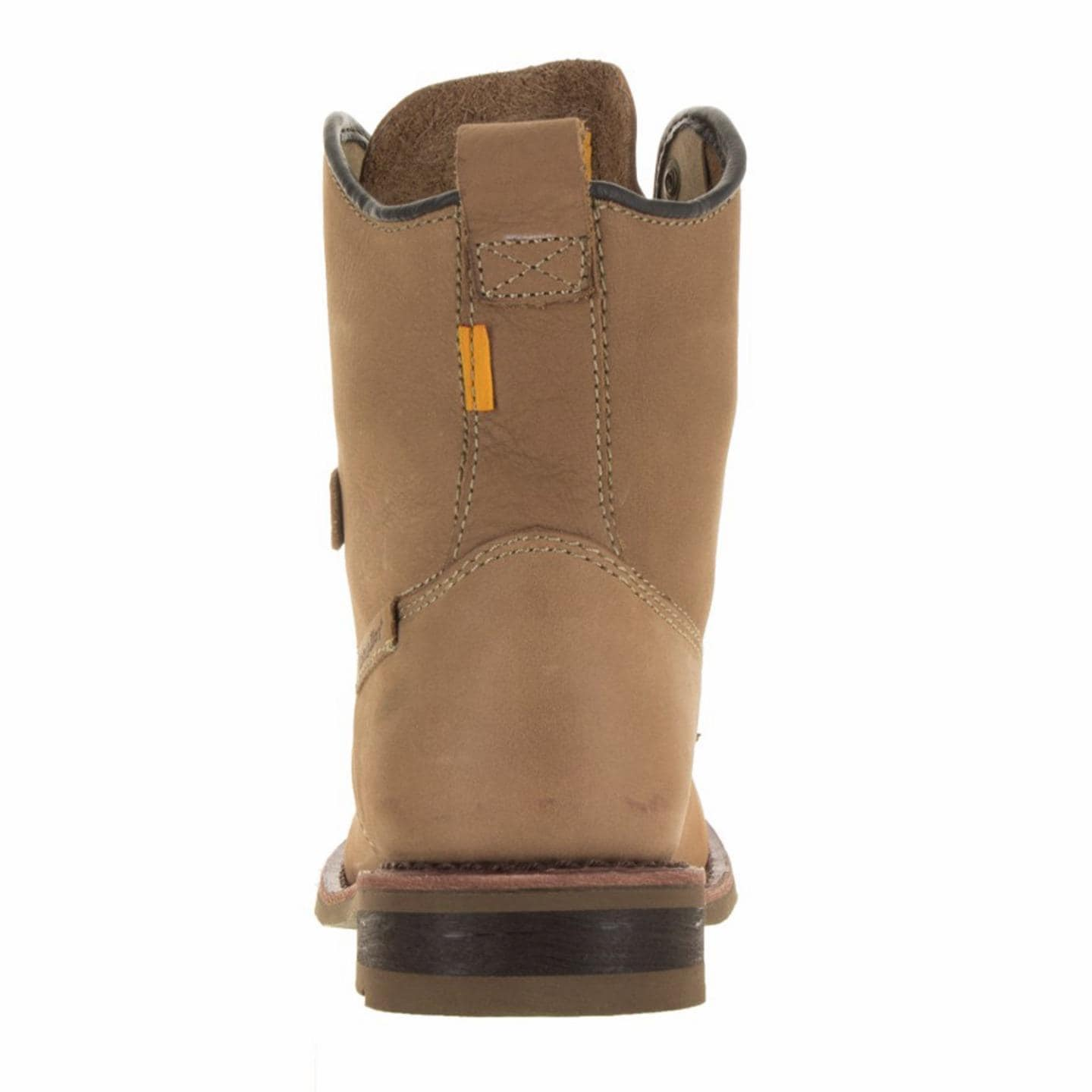 acfb16f74336b Shop Cat By Caterpillar Men s Orson Grey Leather Boots - Free Shipping  Today - Overstock - 13025797