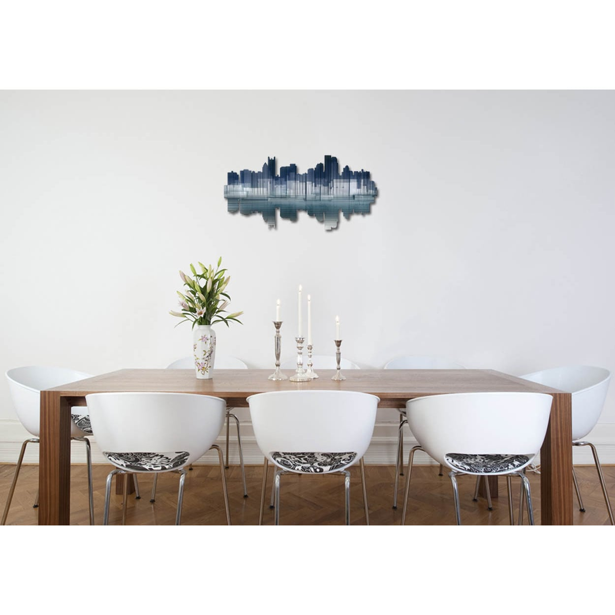 Ash Carl u0027San Diego Reflectionu0027 Metal Wall Art - Free Shipping Today - Overstock - 19769941  sc 1 st  Overstock.com & Ash Carl u0027San Diego Reflectionu0027 Metal Wall Art - Free Shipping Today ...