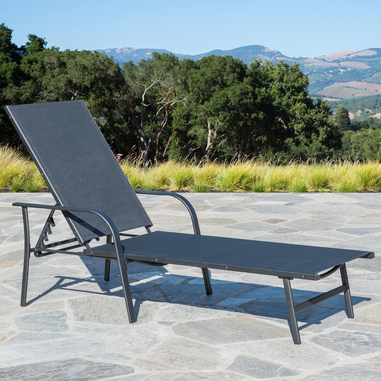 Bezaubernd Lounge Outdoor Dekoration Von Shop Antonio Sling Fabric Table Chaise -