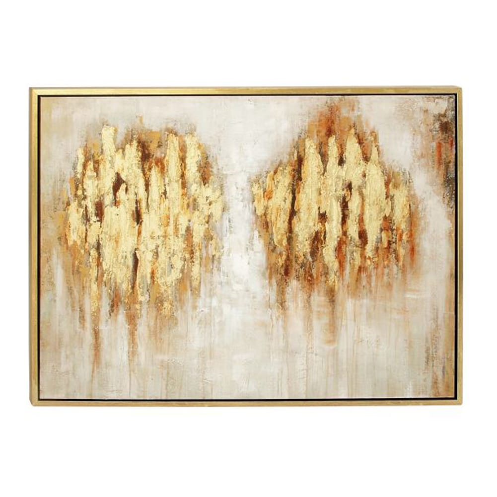 Benzara Framed Canvas Art - Free Shipping Today - Overstock - 19775565