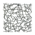 Benzara Amazing Iron Wall Decor