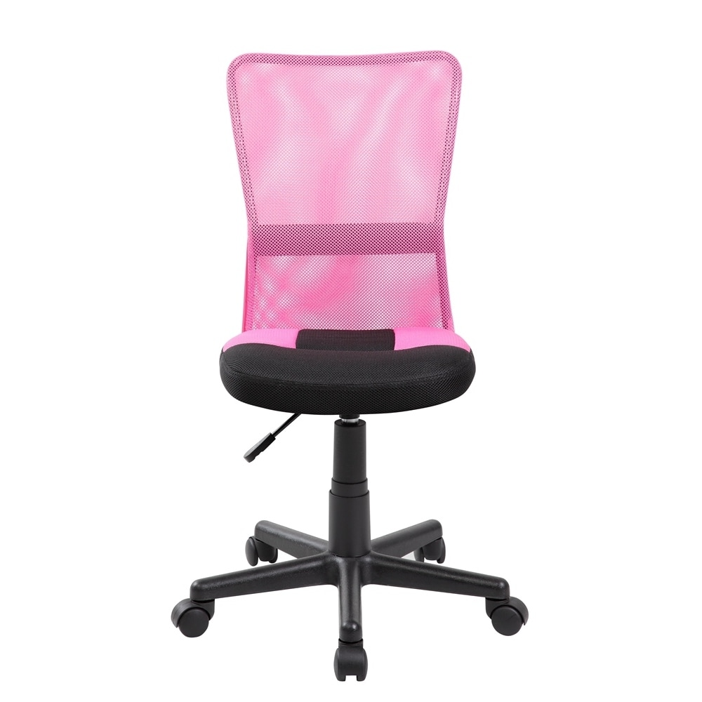 Shop Mid Back Adjustable Ergonomic Mesh Swivel Computer Office Desk Task  Chair   Free Shipping Today   Overstock.com   13082627