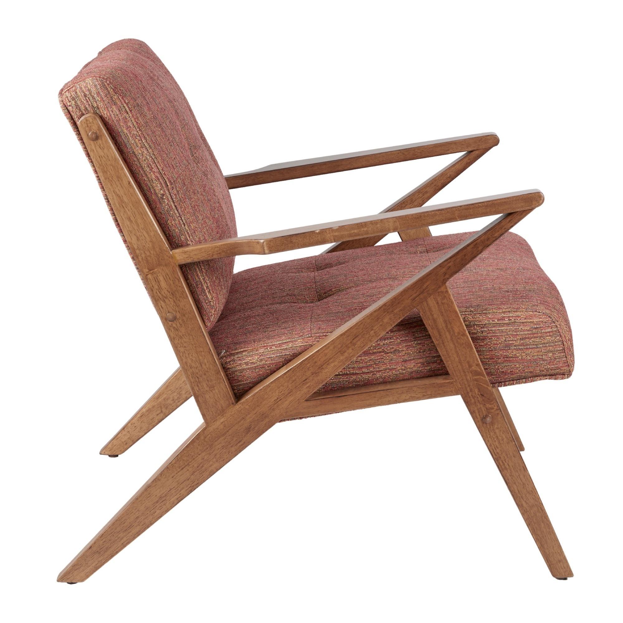 Ink Ivy Rocket Orange Chair Lounge Free Shipping Today