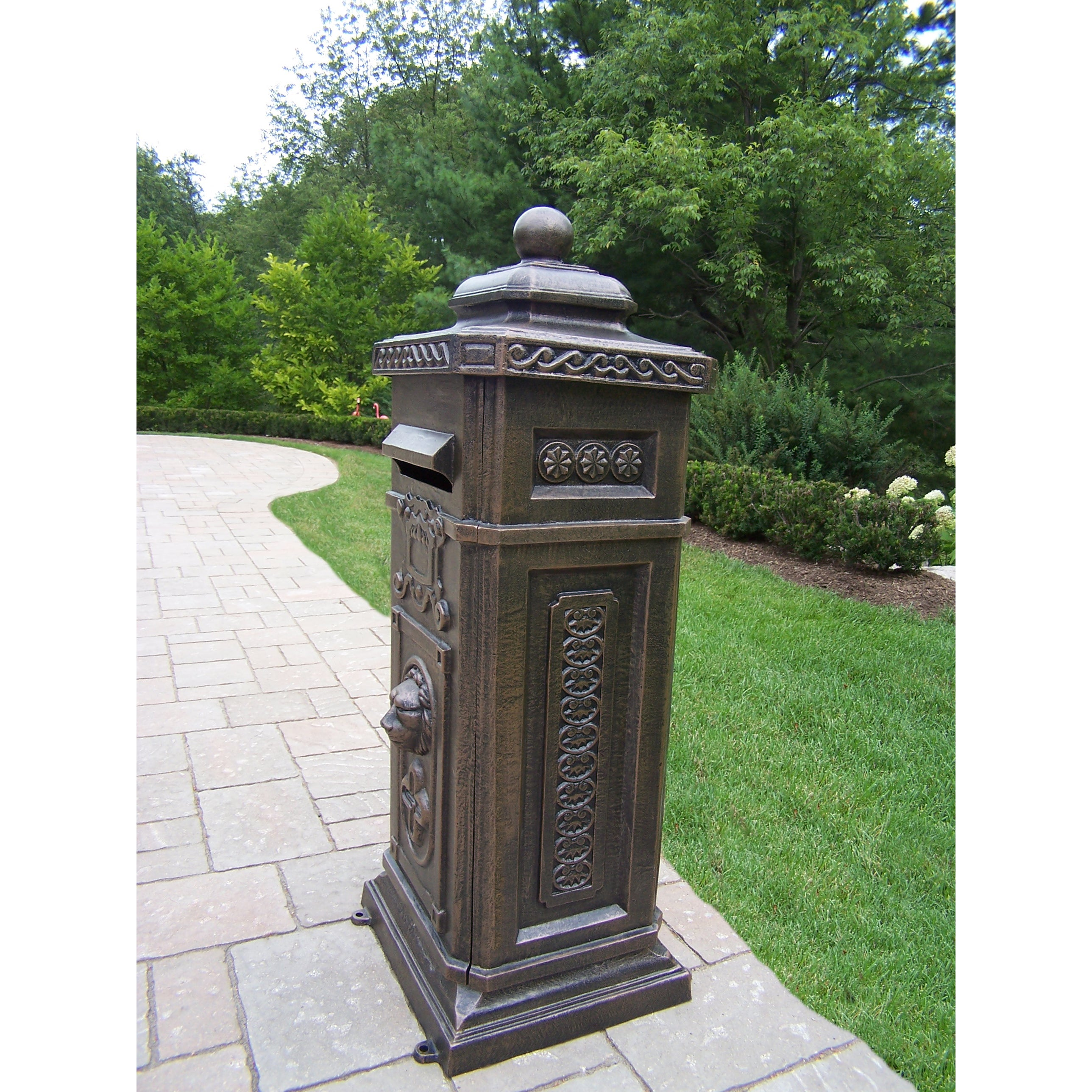walt sale the candle day service victimassist image world mailboxes antique pedestal for and inside victorian mail resort disney usps mailbox every brass org