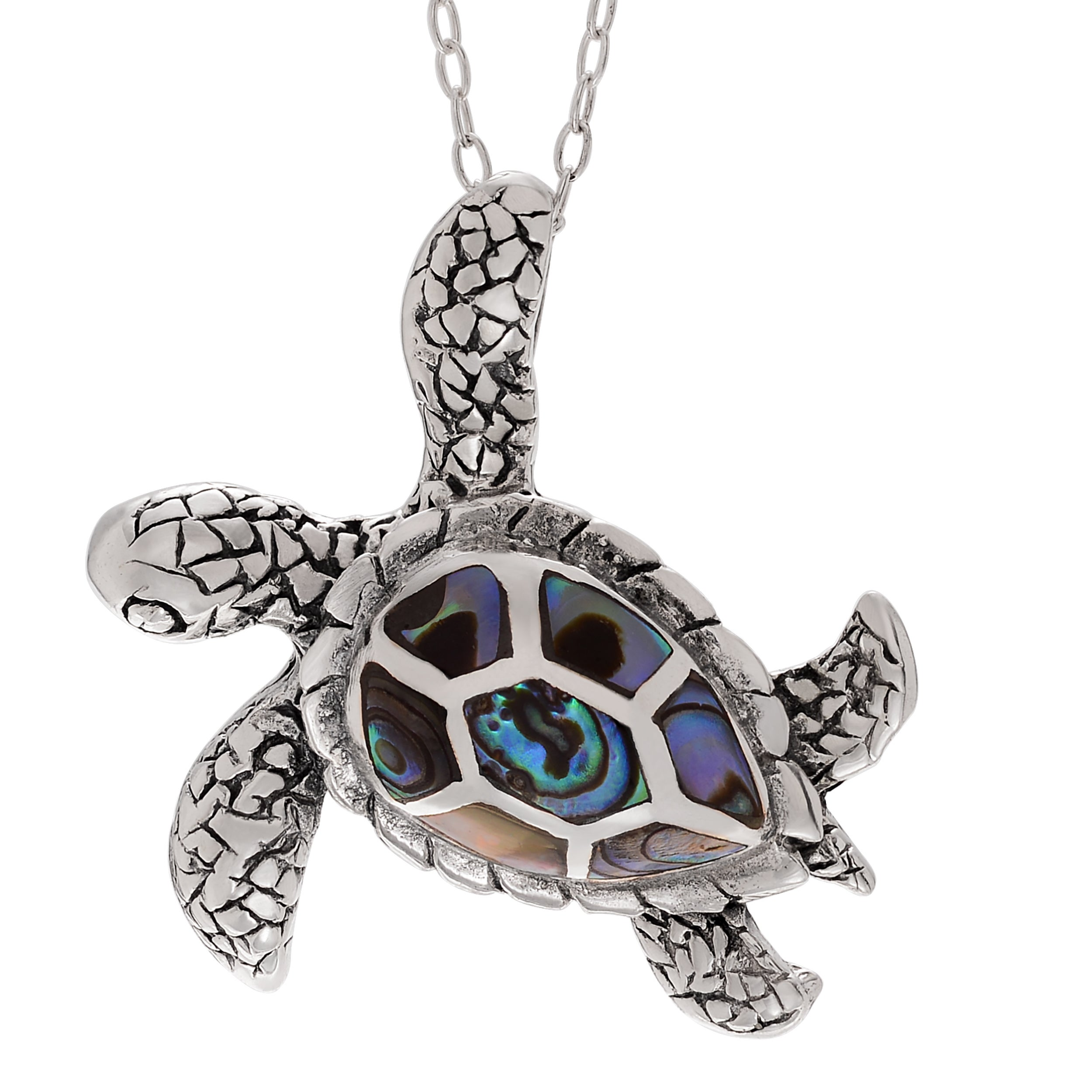 pendant inch shell shop paua on chain guitar trace