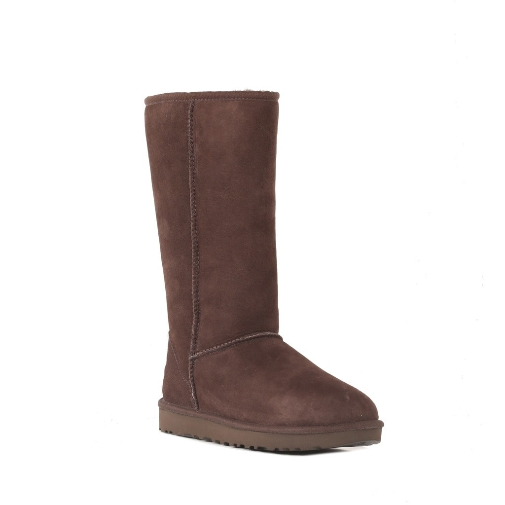f7bc42ee1fa69 Shop UGG Australia Women s Classic Boot Classic Tall II - Free Shipping  Today - Overstock - 13141602