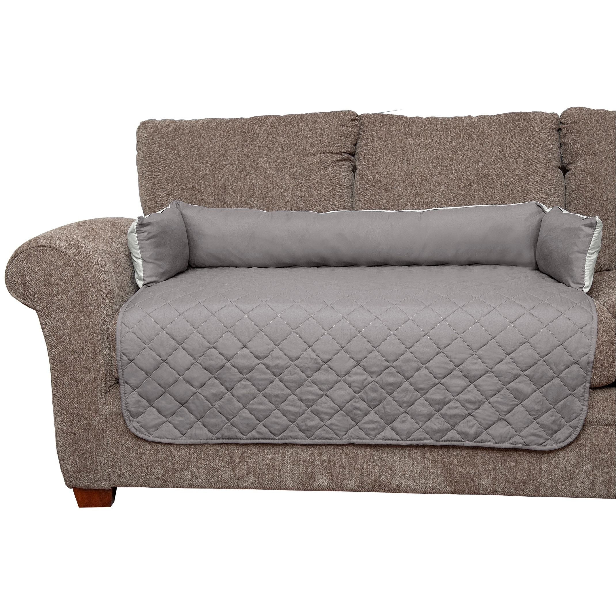 Shop FurHaven Sofa Buddy Pet Bed Furniture Cover - On Sale - Free ...