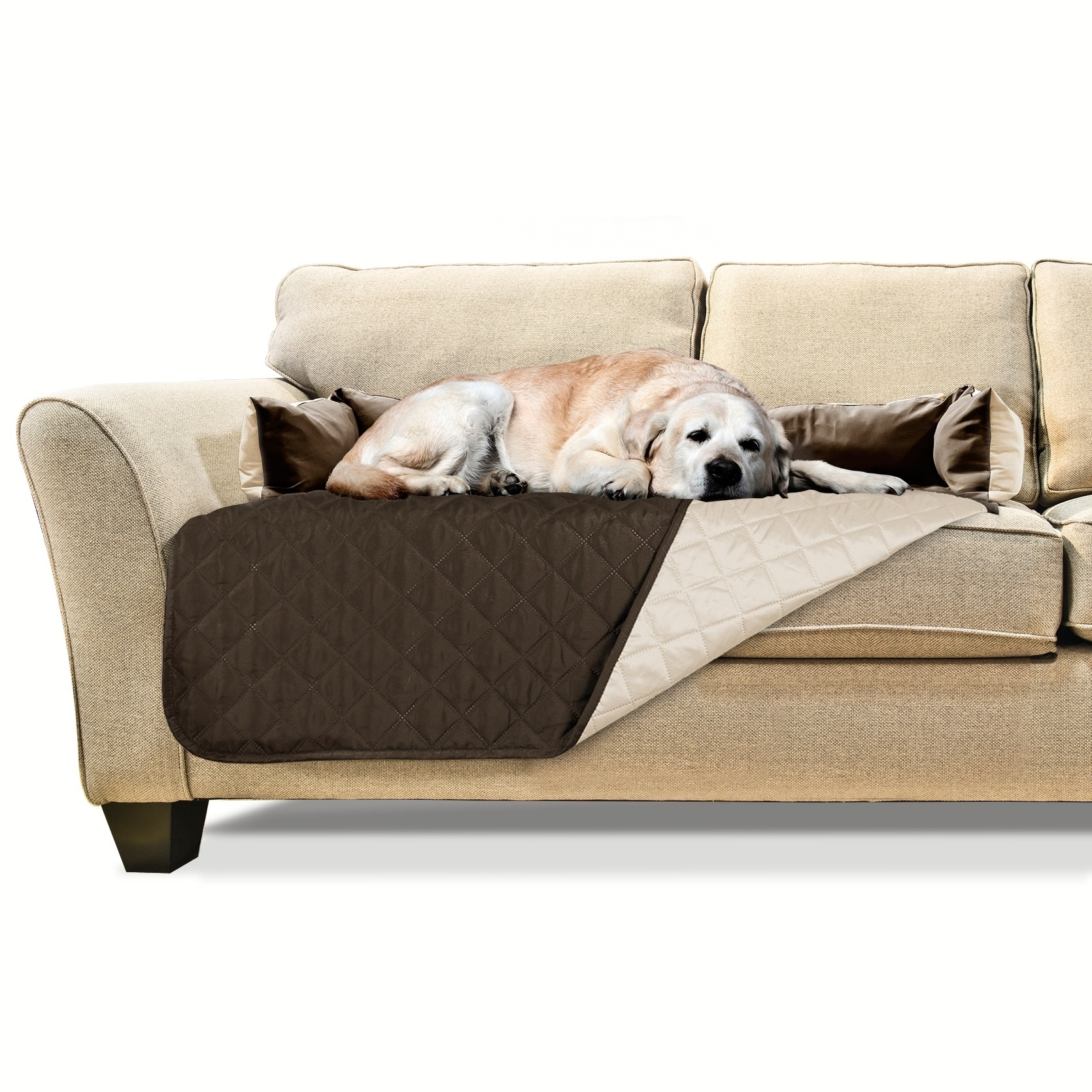 Furhaven Sofa Buddy Pet Bed Furniture Cover Free Shipping On Orders Over 45 13153933
