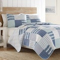 Nautica Aldrin Patchwork Cotton Reversible Quilt
