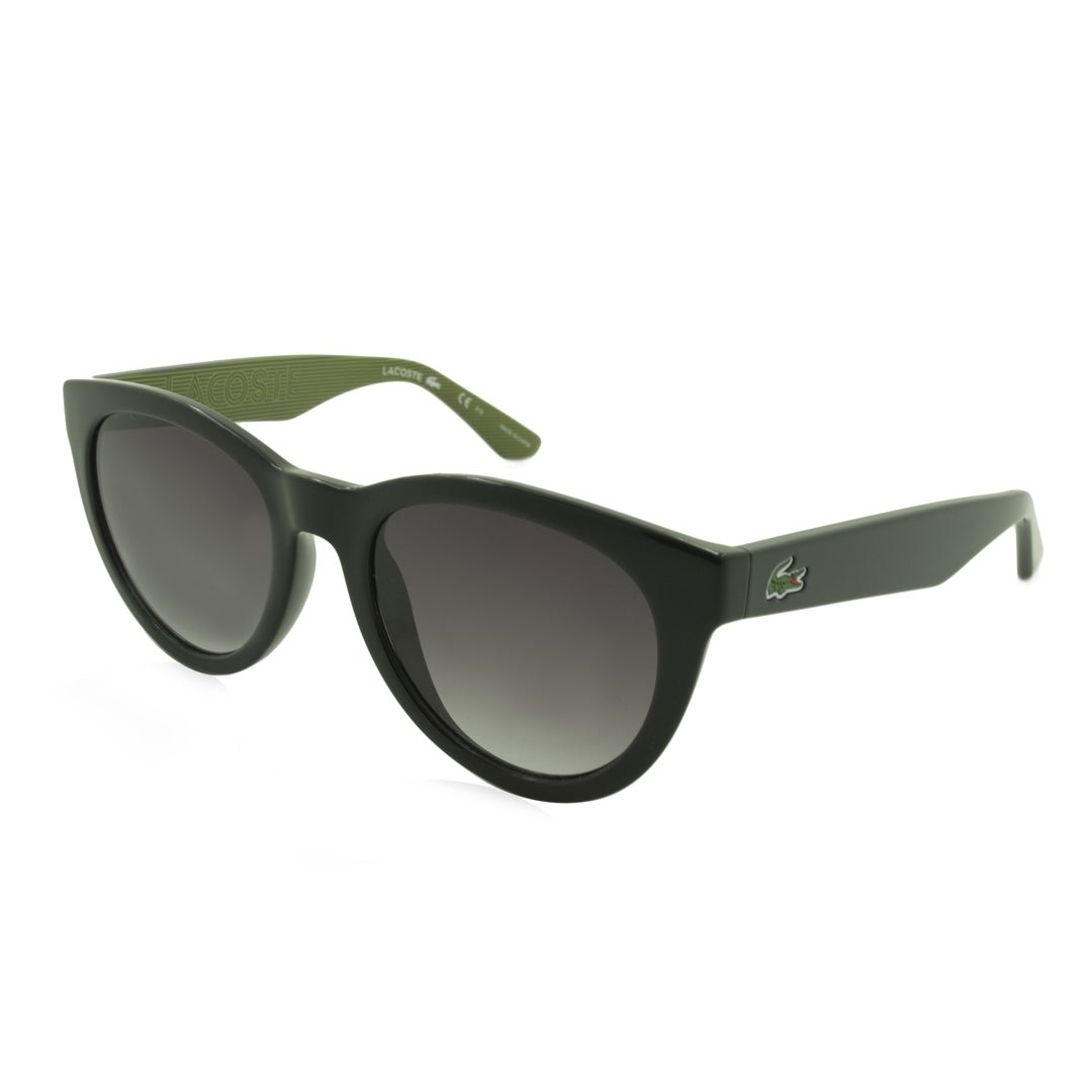 ef401a37b554 Shop Lacoste L788S-001 Round Black Gradient Sunglasses - Free Shipping  Today - Overstock - 13189322