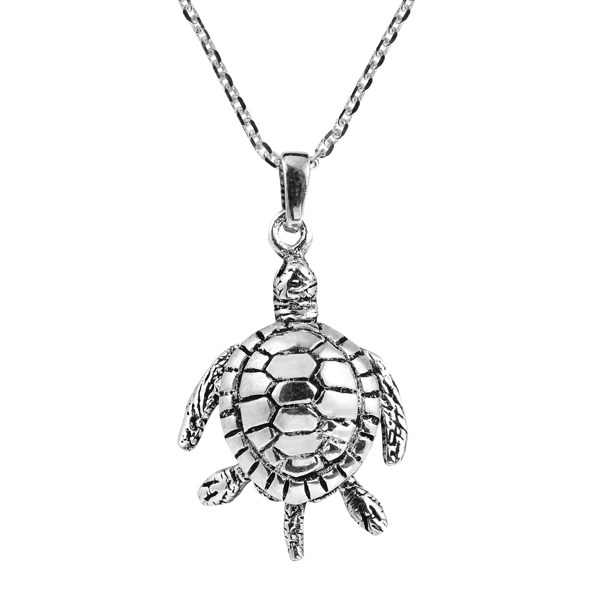 snake charms genuine with product sea chain necklace pearl diy silver freshwater wholesale wish solid cage turtle lockets