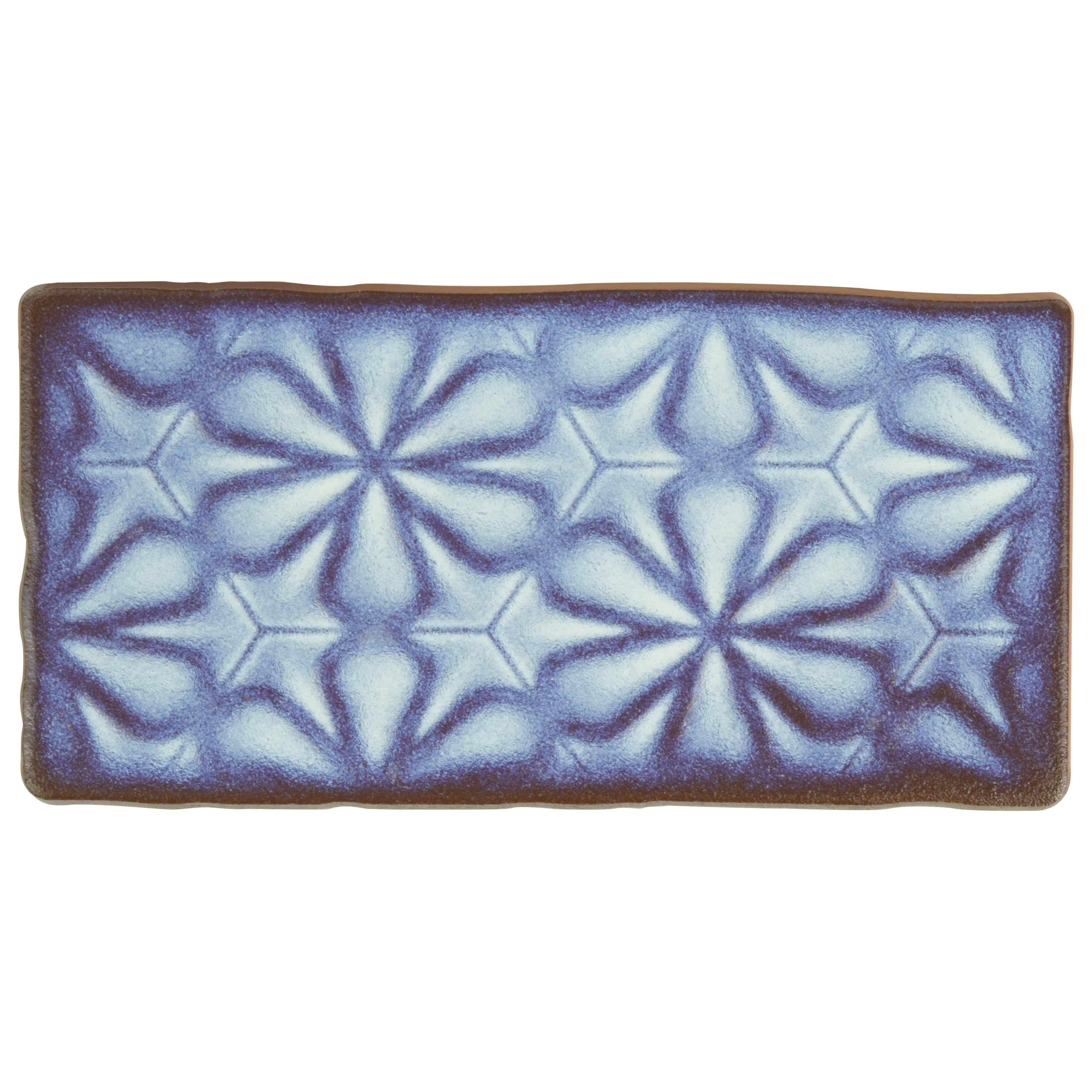 SomerTile 3x6-inch Antiguo Sensations Via Lactea Ceramic Wall Tile ...