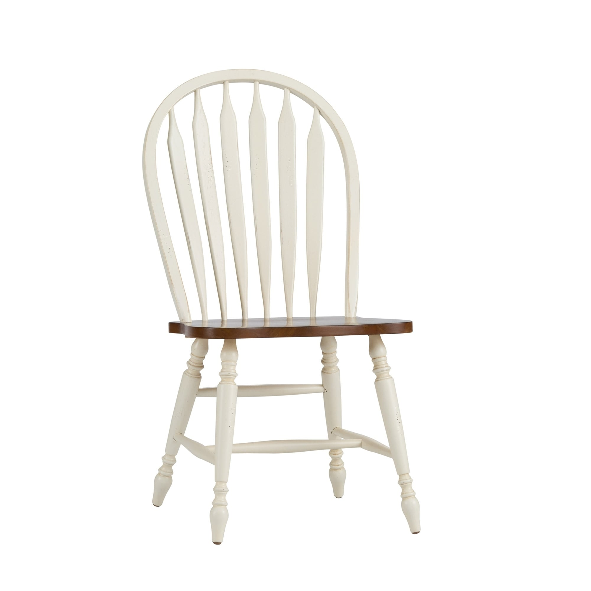 Shop havenside home palmer linen and bronze windsor dining chair free shipping today overstock com 20689875