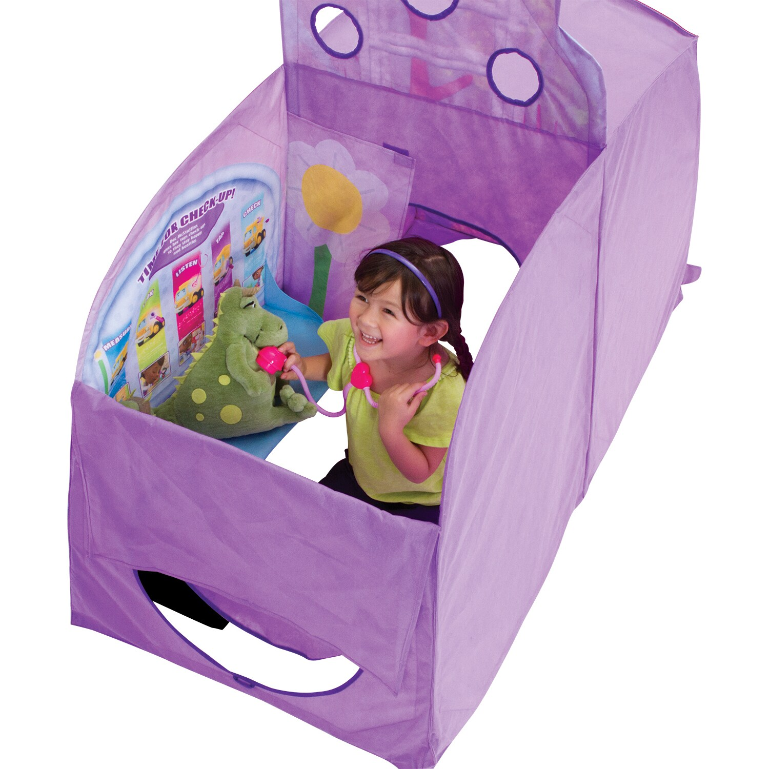 Play Hut Doc McStuffins Mobile Clinic Vehicle - Free Shipping Today - Overstock.com - 19931275  sc 1 st  Overstock.com & Play Hut Doc McStuffins Mobile Clinic Vehicle - Free Shipping ...
