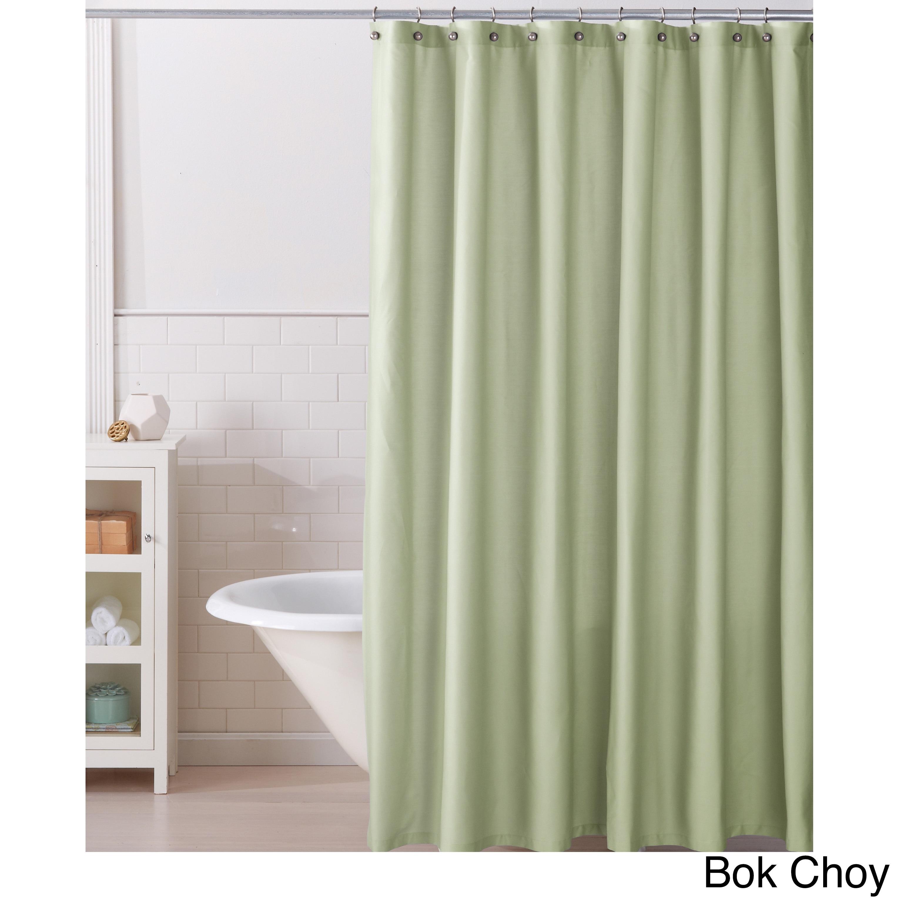 Shop Home Fashion Designs Monroe Heavyweight Shower Curtain