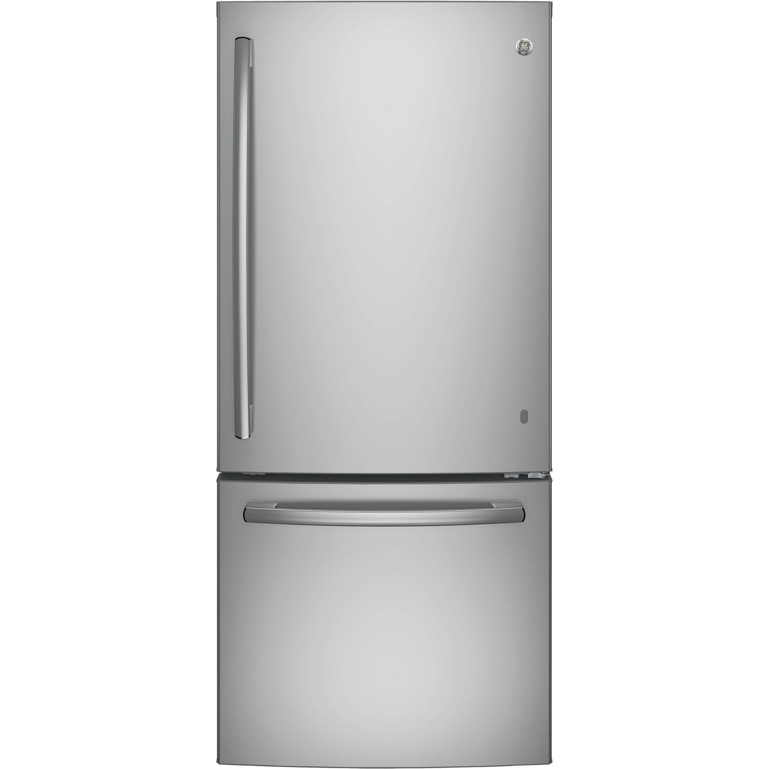 Ge Series Energy Star 20 9 Cubic Foot Bottom Freezer Refrigerator Free Shipping Today 13223844