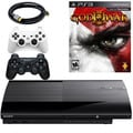 PlayStation 3 Slim 500GB Console With God Of War III & Accessories