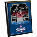 Chicago Cubs 2016 World Series Champions Kris Bryant 8x10 Plaque