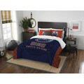 The Northwest Company NHL 849 Oilers Draft Full/Queen 3-piece Comforter Set