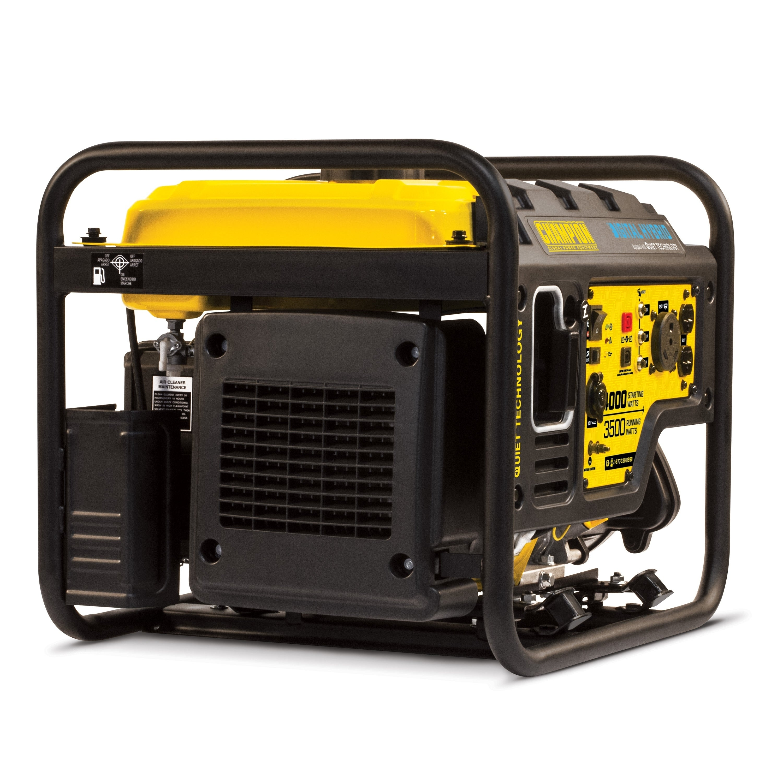 Champion 3500 Watt RV Ready Digital Hybrid Portable Generator with