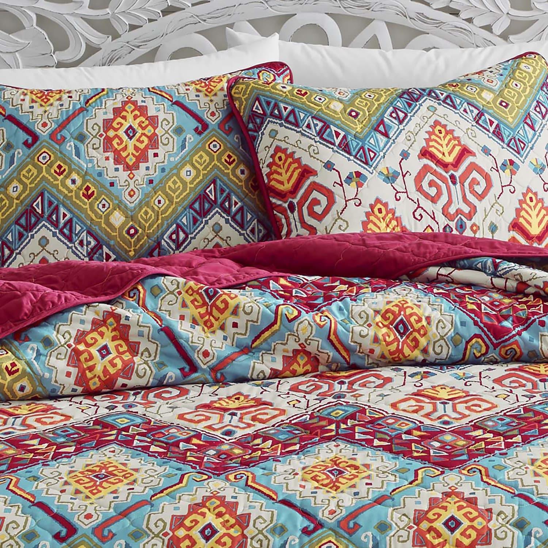 Azalea Skye Moroccan Nights Quilt Set - On Sale - Free Shipping ... : moroccan quilts - Adamdwight.com