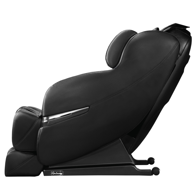 Shop Galaxy Optima 2.0 Full Body Shiatsu Massage Chair Recliner With Heat U0026  Shoulder Massage   Free Shipping Today   Overstock.com   13267894