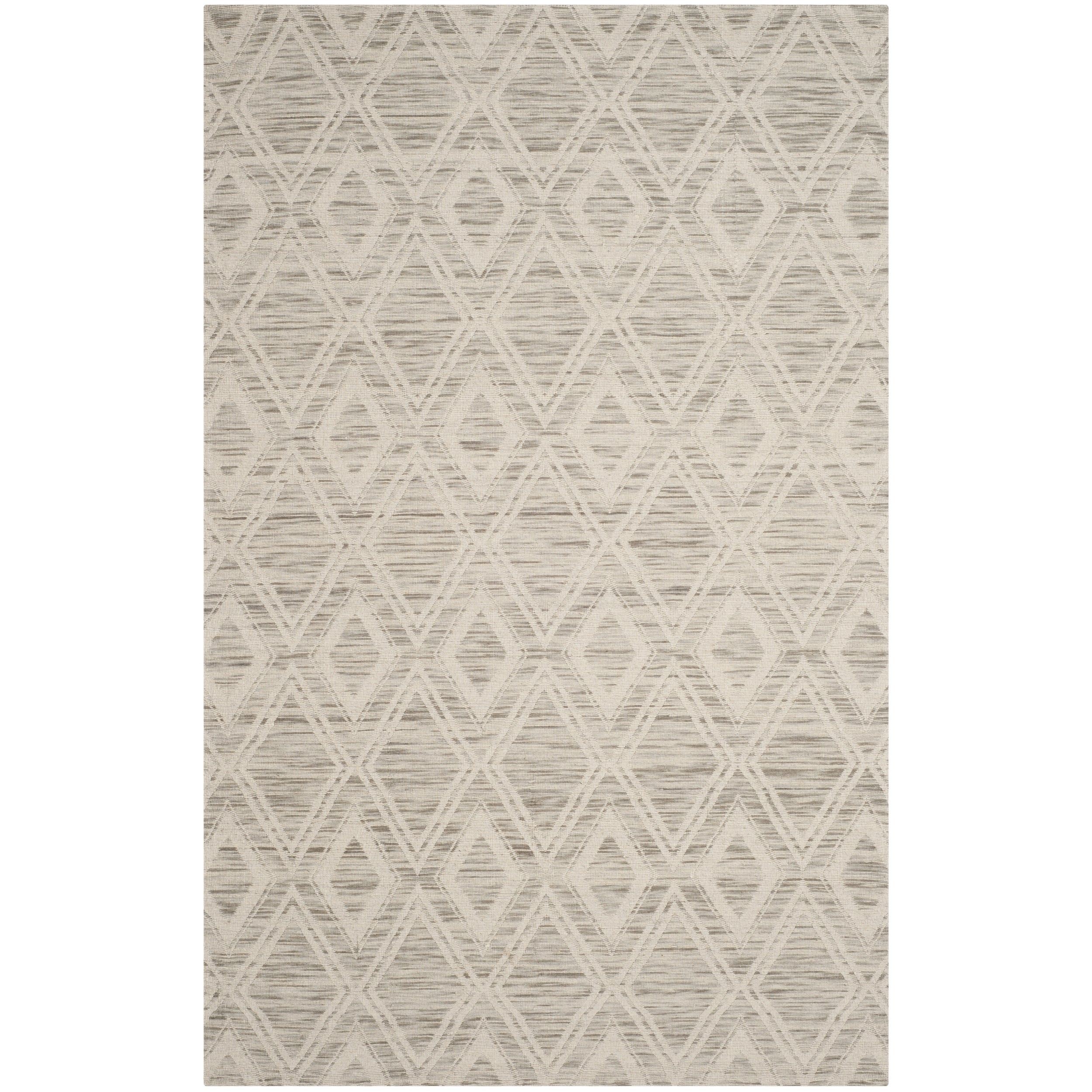 light wool home ivory today safavieh brown shipping product garden x handmade free modern overstock cambridge rug
