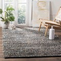 Safavieh Cape Cod Contemporary Handmade Blue Cotton Rug (12' x 18')