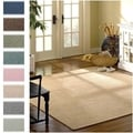 Colonial Mills Solid Heathered Wool Rug (9' x 11')