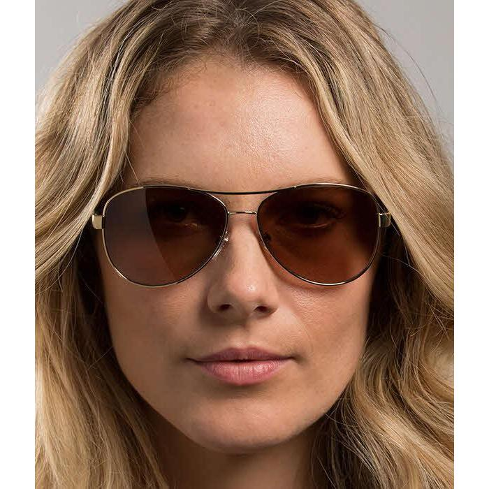 0136d639091c Shop Burberry Women BE3080 114513 Gold Cateye Sunglasses - Free Shipping  Today - Overstock - 13298311